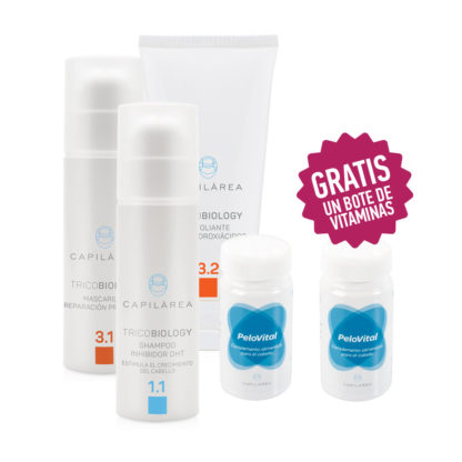 Pack Tratamiento Inhibidor DHT