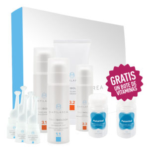 Superpack Tratamiento Inhibidor DHT